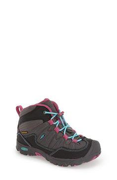Keen 'Pagosa Mid' Waterproof Hiking Shoe (Toddler, Little Kid & Big Kid)