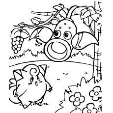 thanksgiving coloring pages crayola pokemon - photo#10