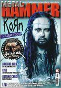 kiosko warez - Metal Hammer - Noviembre 2013 - Korn Renacidos - [PDF] [IPAD] [ESPAÑOL] [HQ]