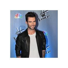 'The Voice': Adam Levine calls 'American Idol' camp's insults 'a... ❤ liked on Polyvore