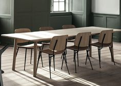 British designer Jasper Morrison has created a collection of furniture for Danish brand Fredericia, which will launch during Stockholm Furniture Fair 2016