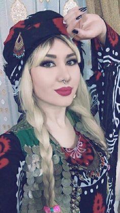 komsay Kurdish clothes kurdish singer
