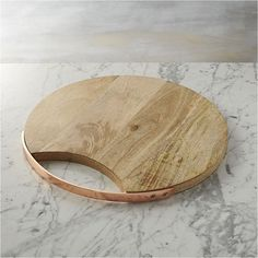 Beck Serving Board - The perfect gift for any occasion!  Add teak cheese knives and cheese papers and wait for the smiles!