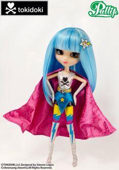 Tokidoki super stella - sdcc 2014