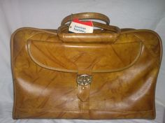 American Tourister Luggage Carry on Bag Vintage Retro Weekender Overnight #AmericanTourister