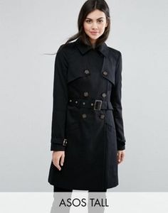 ASOS TALL Classic Trench Coat