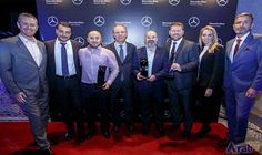 EMC scoops 3 trophies at Mercedes-Benz Middle…
