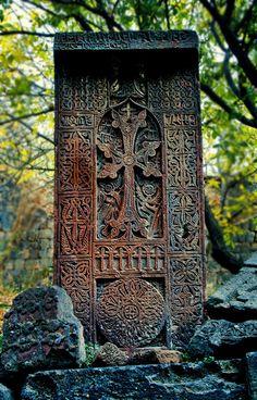 Khachqar, Bjni, Armenia
