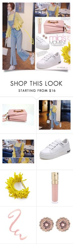 """""""YesStyle - 10% off coupon"""" by lillili25 ❤ liked on Polyvore featuring Kim Seybert, Smith & Cult, Ted Baker, yesstyle, prespring and productAnchor"""