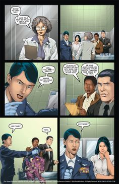 The Young Protectors: Engaging The Enemy Bonus Comic One—Page 3 - Yaoi 911 Webcomics