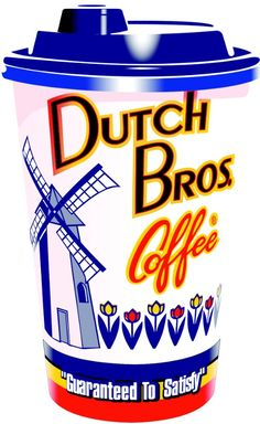 Dutch Brothers Coffee MOVE over STARBUCKS! Dutch Bros. is the BOMB,