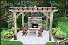 Pergola Arbor | Pergola Design, Wooden Pergola | Berkshire Gardening & Landscape ...