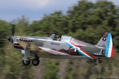 Morane-Saulnier MS-406. French WWII fighter.