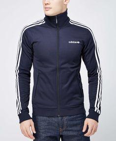 3b931740ddff adidas Originals Beckenbauer Track Jacket - The Brand Authority