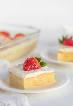 The BEST Tres Leches Cake Recipe (Three Milk Cake) uses coconut milk for one of the three milks for an even BETTER and TASTIER cake, if that is possible :). This truly is an easy, old-fashioned cake recipe that has been a family favorite for generations.