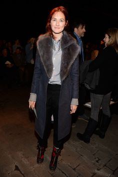 Taylor Tomasi Hill Photos: Arrivals at the Rag & Bone Show