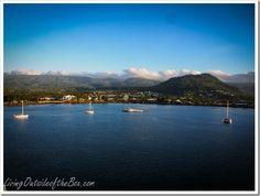 Cruising to Apia, Samoa
