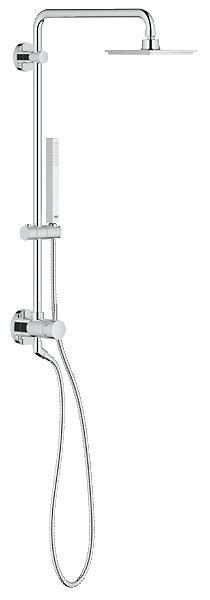 Grohe 26124000 Retro-Fit 150 Shower System - Chrome