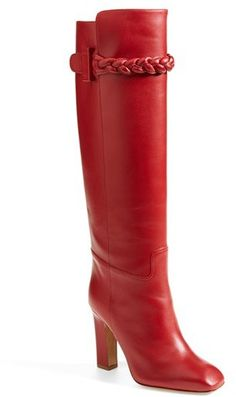 Valentino Over the Knee Boot (Women)