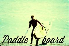 Learn to Stand Up Paddle! Your local shop can get you started. GOSUPGEAR.COM
