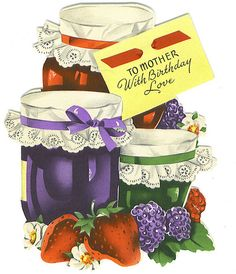 To Mother with Birthday Love card by Tommer G, via Flickr