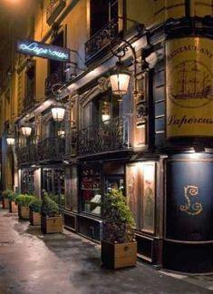 Paris Cafe III