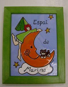 cuadritos personalizados www.flama-artesania.com