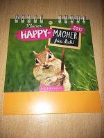 Produkttests und mehr: Kleiner Happy-Macher für dich! 2017: Mini-Kalender...