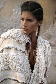 Moroccan Berber Wedding Blacket #childofwild