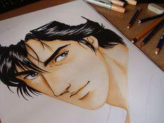 Work in progress Ryo Saeba