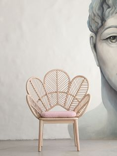 Flower Chair by Bent Chair