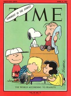 Charles Schulz Peanuts | Aug 18…Charles Schulz and Peanuts » Culture, Literature, History ...