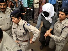 Not a good idea for any woman to visit India. No morals. Indian police arrest five men after Swiss tourist gang raped, husband attacked.