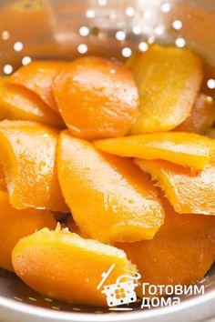 Цукаты из апельсиновых корок фото к рецепту 9