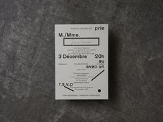 Flyer announcing a party at an old church in St.Gallen featuring minimal techno and organ concerts. In collaboration with Larissa Kasper. || rosarioflorio