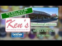 Ken's Sewing Center - Lots of Janome tutorials for feet