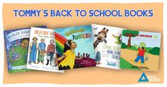 5 Essential Back to School Books — Delta Books Reading Habits, News Blog, Little Ones, Back To School, Essentials, Inspire, Children, Books, Kids
