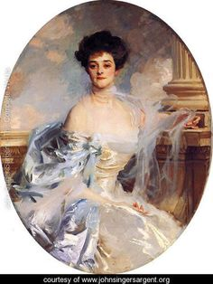 The Countess of Essex - John Singer Sargent - www.johnsingersargent.org Renoir, Beautiful Paintings, Classic Paintings, Art Paintings, Florence, Sargent Art, Claude Monet, American Artists, Woman Painting