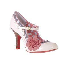 Pretty Retro shoes!