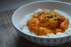 Curry de potimarron à la crème de coco (recette rapide)