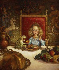Красивые иллюстрации к сказкам Скота Густафсона . Обсуждение на LiveInternet - Российский Сервис Онлайн-Дневников