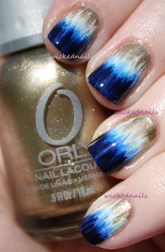 Love this design and these colors! Get discounts on ORLY and more at Studentrate!