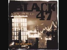 "(Black 47- ""Funky Céilí"") Great way to stay energized!"