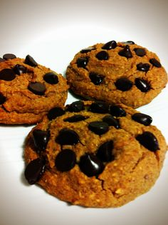 Healthy Chocolate Chip Cookies (with Gluten Free Thumb print and Date-center Cookies) | Amy Layne Paradigm Blog