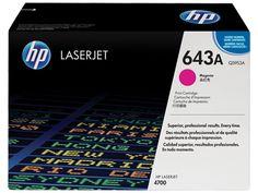 Mực in HP 643A Magenta LaserJet Toner Cartridge