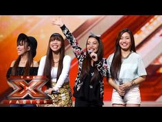 Preview: Will 4th Power go out with a bang? | Auditions Week 1 | The X Factor UK 2015 - YouTube