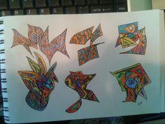 More doodlin
