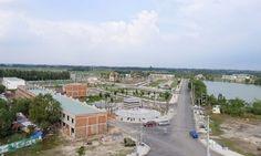 Một dự án đất nền, nhà phố tại vùng ven Sài Gòn đang tăng giá 15% so với đầu năm