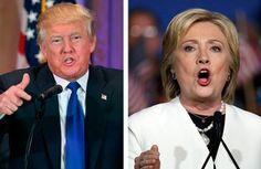 Revista El Cañero: Donald Trump y Hillary Clinton se acercan a la nom...