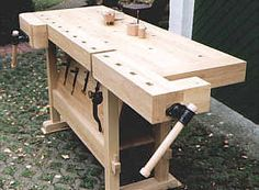 Full view of workbench